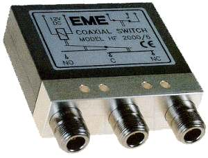 ssb electronic usa rf relays rh on4sh be High Power Microwave Weapons Coax Relay Switch